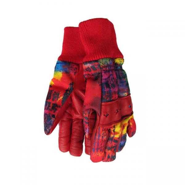 Britex sormikas lapsille punainen kuviollinen
