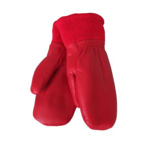 Nahkarukkaset lapsille resorilla punainen